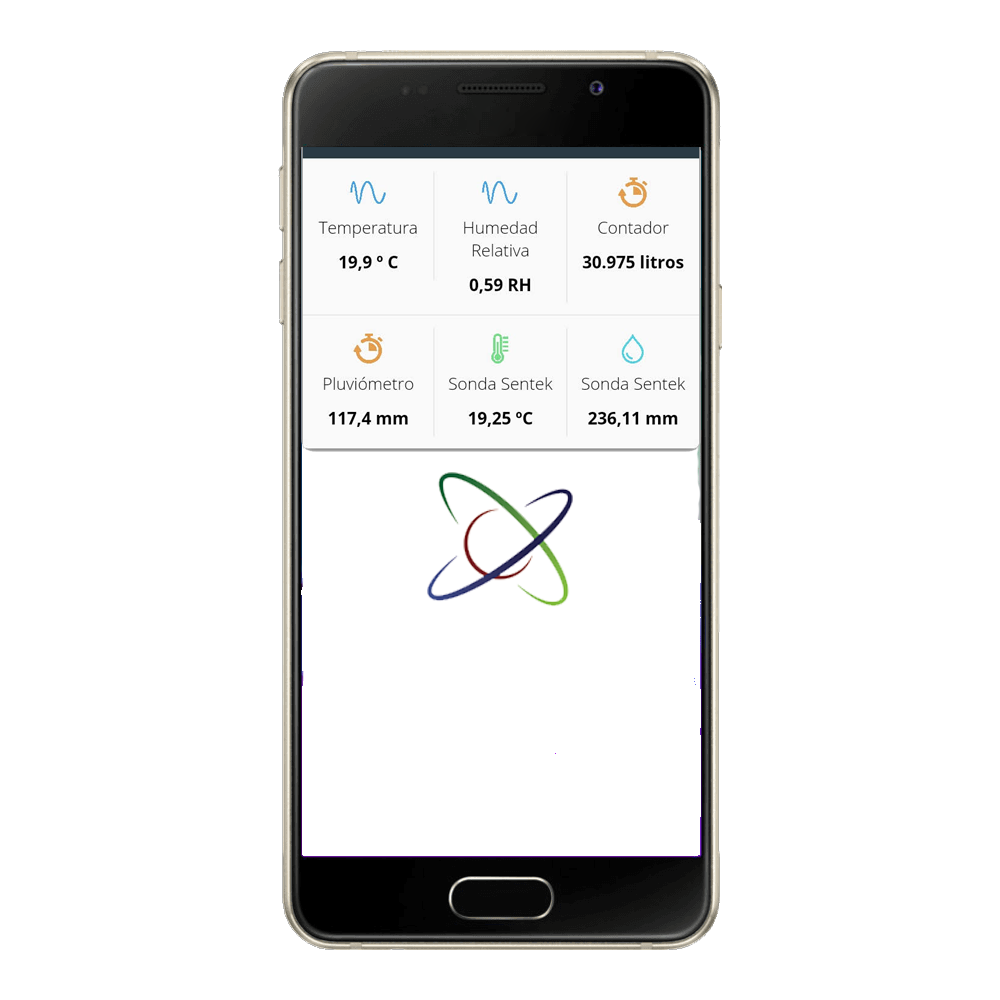 pantalla informacion móvil